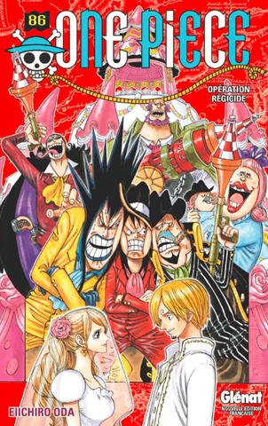 Manga - One Piece - Edition Originale Tome 86