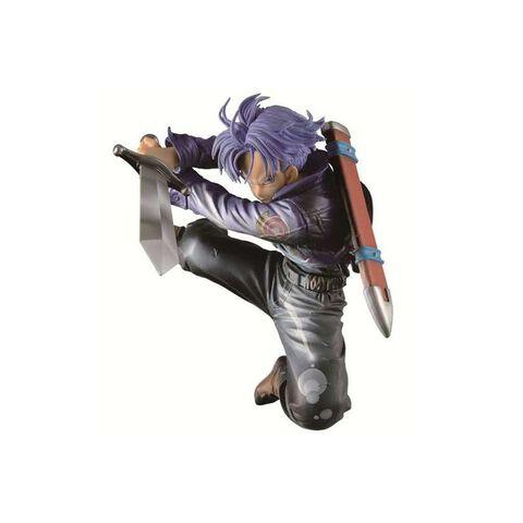 Statuette Long SCultures - Dragon Ball Z - Futur Trunks Metallic