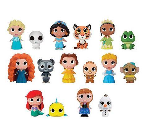 Figurine Mystère - Mystery Mini - Disney - Disney Princess
