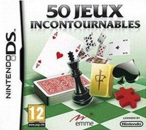 50 Jeux Incontournables