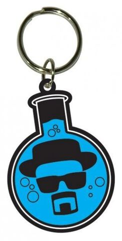 Porte-clés - Breaking Bad - Flask (ballon ou flasque)