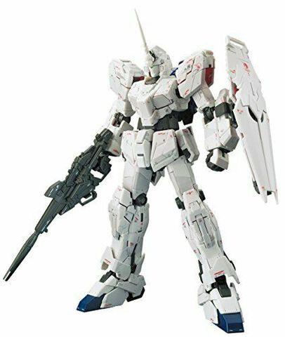 Maquette Rg 1/144 - Gundam - Licorne