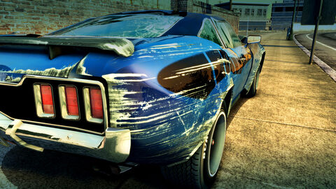 Burnout Paradise Remastered - Jeu complet - Version digitale