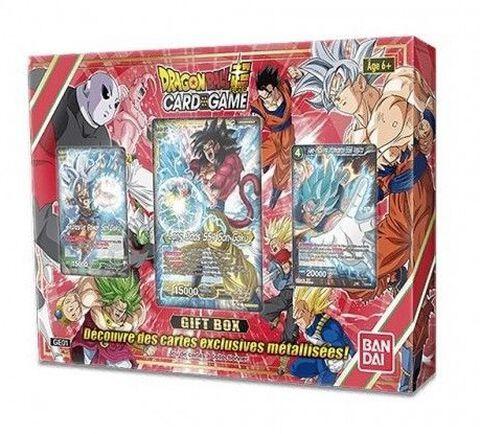 Coffret cartes - Dragon Ball Super - Gift Box 2018