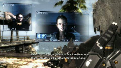 Metal Gear Rising : Revengeance