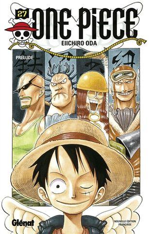 Manga - One Piece - Edition Originale Tome 27