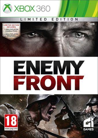 Enemy Front Edition Limitée