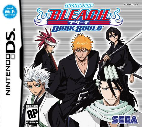 Bleach Dark Souls