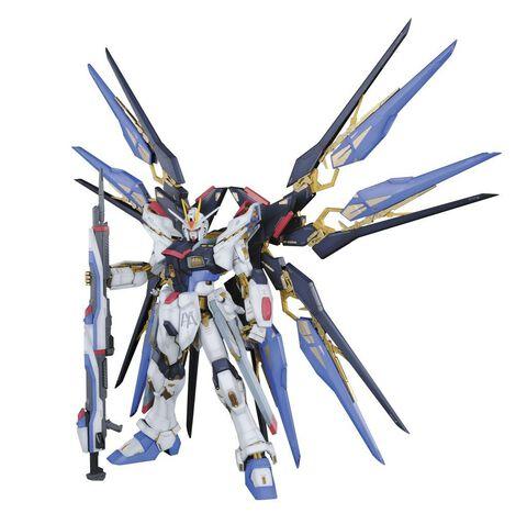 Maquette - Gundam - PG Strike Freedom 1/60