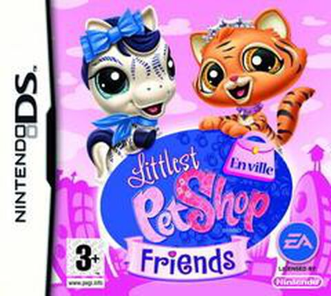 Littlest Pet Shop, Friends En Ville