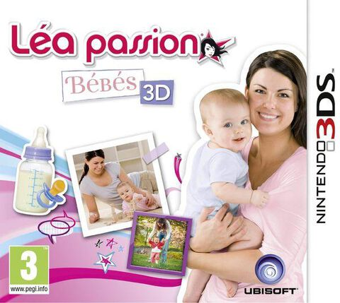 Lea Passion Bébés 3d