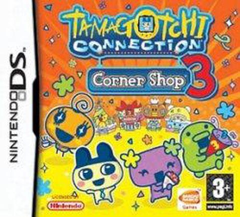 Tamagotchi, Connection Corner Shop 3