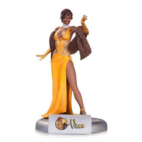 Statuette DC Collectible - DC Comics Bombshells - Vixen 27 cm
