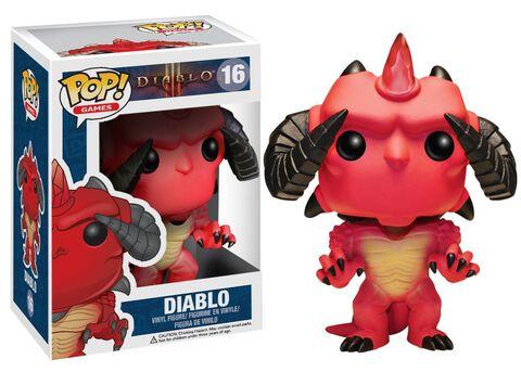 Figurine Funko Pop! N°16 - Diablo - Diablo