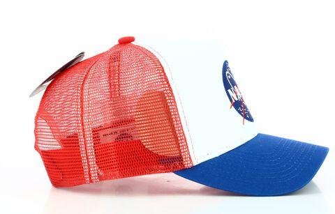 Casquette - Nasa - Logo rouge bleu blanc - Taille unique