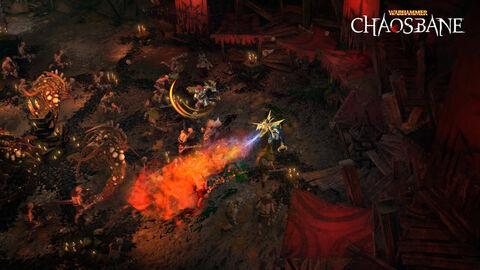 Warhammer Chaosbane Magnus Edition