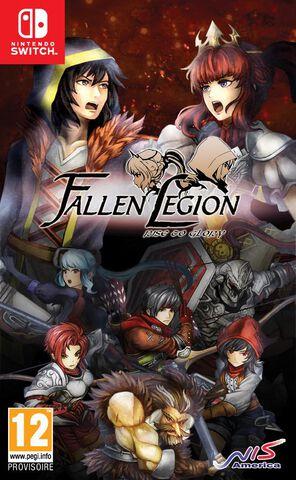 Fallen Legion Rise Of Glory