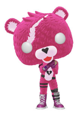 Figurine Funko Pop! N°430 - Fortnite - Cuddle Team Leader - Floquée (exclusivité Micromania)