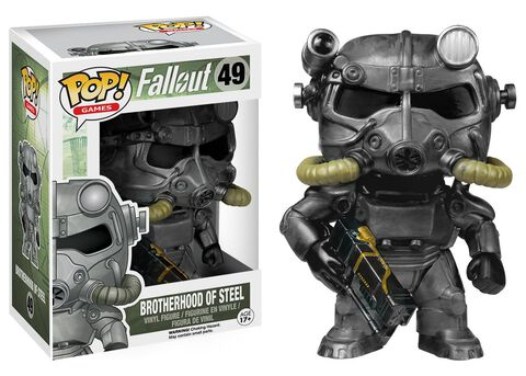 Figurine Funko Pop! N°49 - Fallout - Brotherhood Of Steel