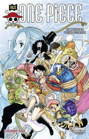 Manga - One Piece - Edition Originale Tome 82