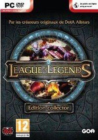 Carte Cadeau Lol Fnac.League Of Legends Pc