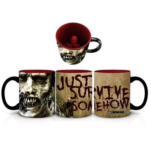 Mug - The Walking Dead - Just Survive 3D