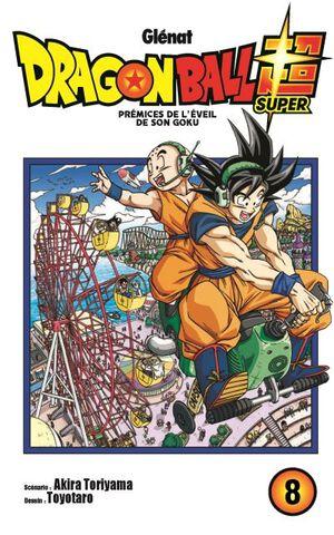 Manga - Dragon Ball Super - Tome 08