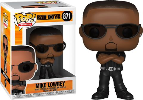 Figurine Funko Pop! N°871 - Bad Boys - Mike Lowrey