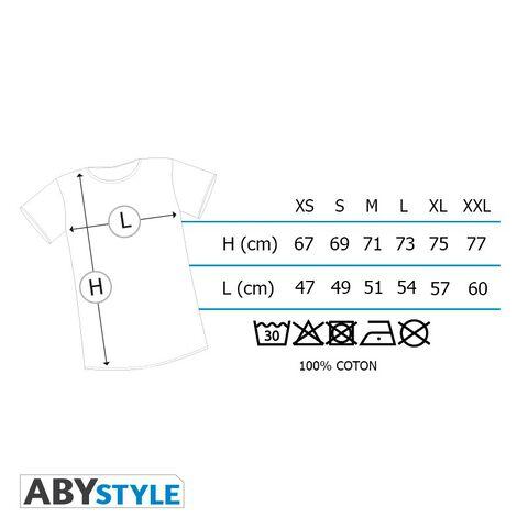 T-shirt - Dragon Ball Super : Broly - Broly Blanc - Taille XL - Exclusivité Micromania-Zing
