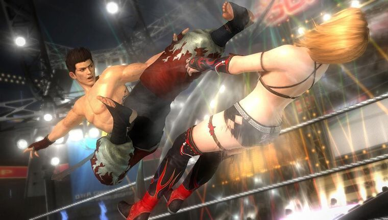 Dead Or Alive 5 +