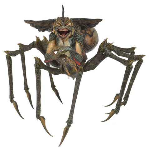 Réplique Action Figure Deluxe - Gremlins 2 - Boxed Spider Gremlin