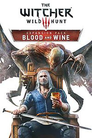 DLC - The Witcher 3 Wild Hunt Blood and Wine Xbox One