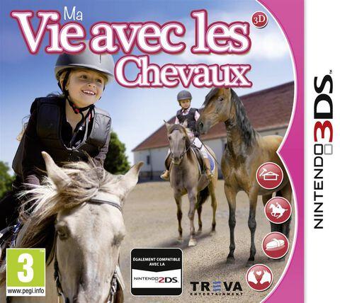 Ma Vie Avec Les Chevaux 3d