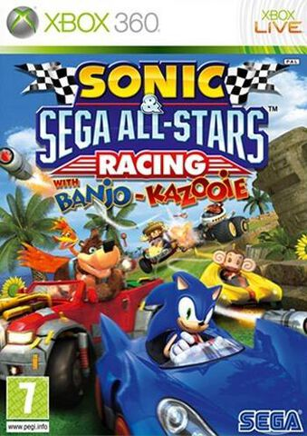 Sonic & Sega, All-stars Racing