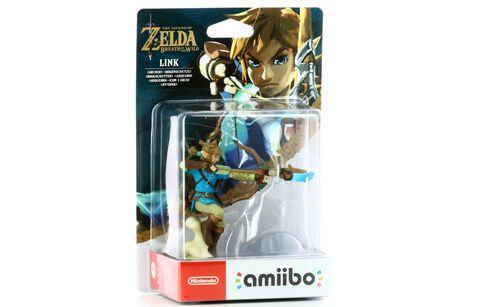 Figurine Amiibo Zelda Link Archer