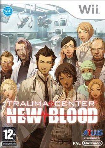 Trauma Center, New Blood