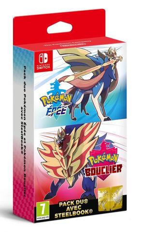 Pack Pokemon Bouclier + Pokemon Epée