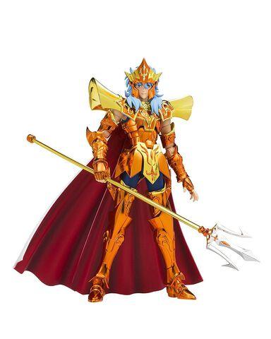 Figurine Myth Cloth Ex - Saint Seiya - Poseidon Julian Solo