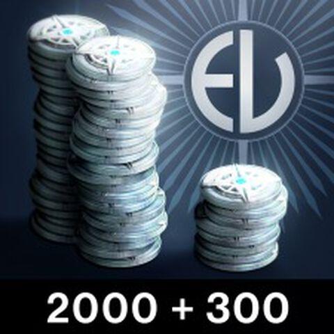 DLC - Destiny 2000 Argentum (+ 300 En Bonus) - PS3 - PS4