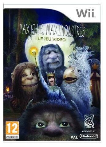 Max Et Les Maximonstres, Le Jeu Vidéo