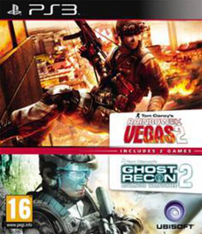 Compil Vegas 2 + Ghost Recon Adv. W 2