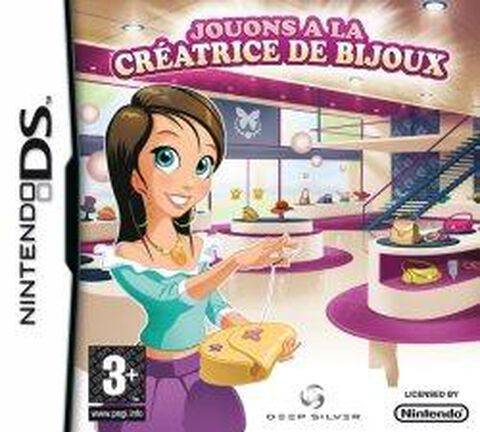 Jouons A La Creatrice De Bijoux