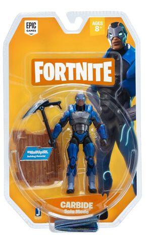 Figurine - Fortnite - Pack Figurine Carbide