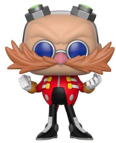 Figurine Funko Pop! N°286 - Sonic - Dr. Eggman
