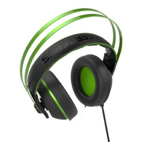 Casque Gamer - Asus - Cerberus V2 Vert