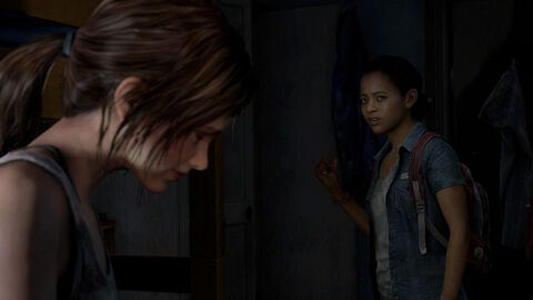 DLC - The Last of Us : Left Behind - Version digitale