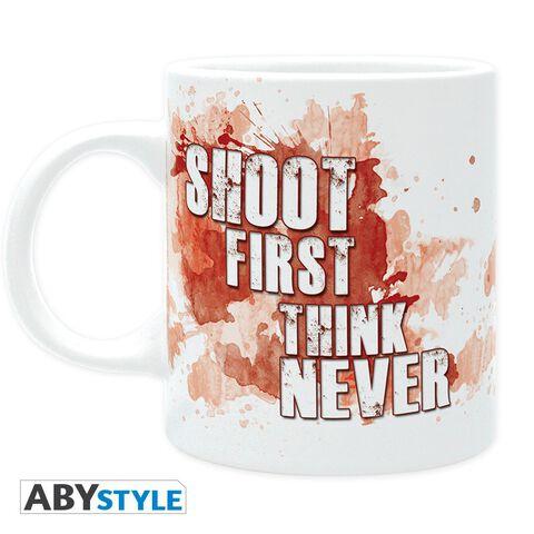 Mug - Ash Vs Evil Dead - Shoot First 320 ml