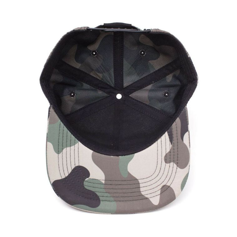 Casquette - Zelda - Screen Print Camouflage 3D Embroidery