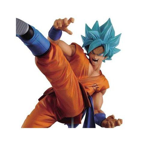 Statuette - Dragon Ball Super - Son Goku Fes - Super Sayan God Vol.1