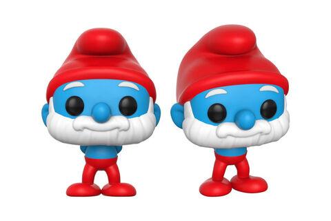 Figurine Funko Pop! n°269 - Les Schtroumpfs - Grand Schtroumpf